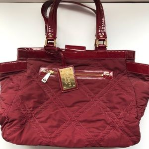Gorgeous Red Talbots Shoulder Bag purse